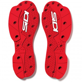 Motocross Boots SIDI SRS Superbike Red Soles - 46