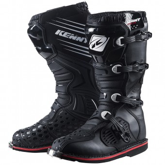 Motocross Boots Kenny Track Enduro Black