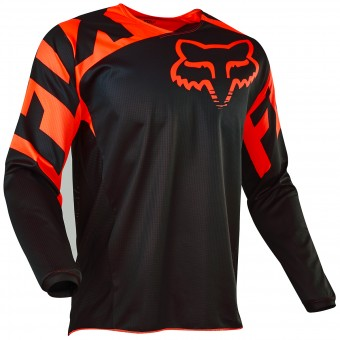 Motocross Jerseys FOX 180 Race Orange 009