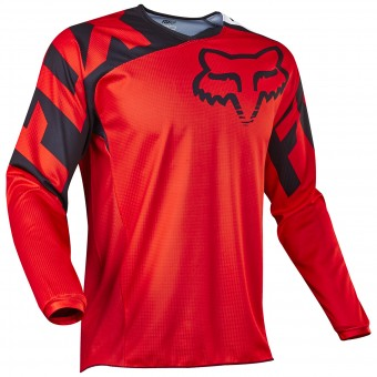 Motocross Jerseys FOX 180 Race Red 003