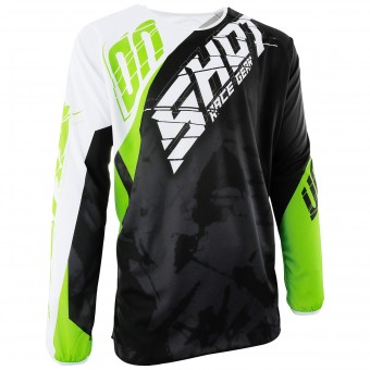 Motocross Jerseys SHOT Devo Squad Green
