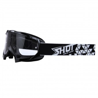 Motocross Goggles SHOT Creed Black