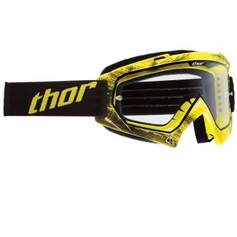 Motocross Goggles Thor Enemy Tread Yellow