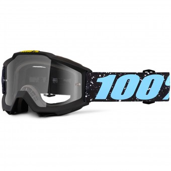 Motocross Goggles 100% Accuri Milkyway Clear Kid