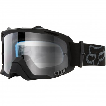 Motocross Goggles FOX Air Defence Race Matte Black 904