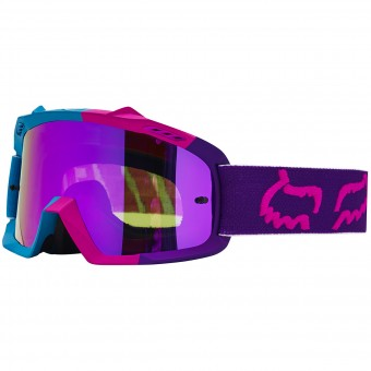 Motocross Goggles FOX Air Space Creo Teal Child 176