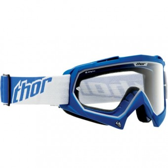 Motocross Goggles Thor Enemy Blue Kids