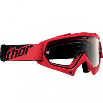 Motocross Goggles Thor Enemy Red Kids