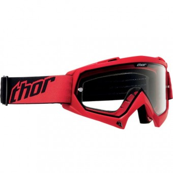 Motocross Goggles Thor Enemy Red