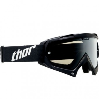 Motocross Goggles Thor Enemy Sand Black