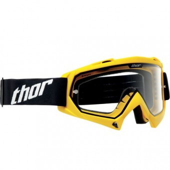 Motocross Goggles Thor Enemy Yellow