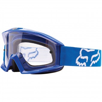 Motocross Goggles FOX Main Blue