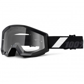 Motocross Goggles 100% Strata Goliath Clear Lens Kid