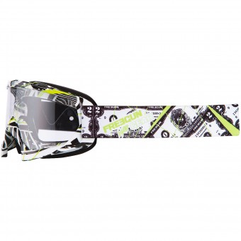 Motocross Goggles Freegun YH-16 Dollar Green