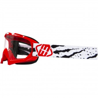 Motocross Goggles Freegun YH-16 Red
