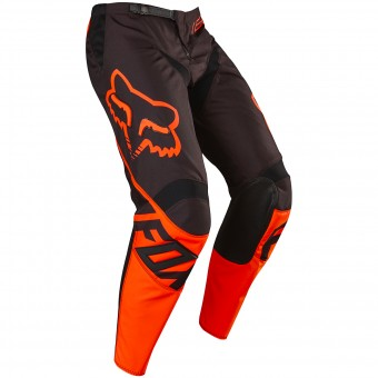 Motocross Trousers FOX 180 Race Orange Pant Child 009