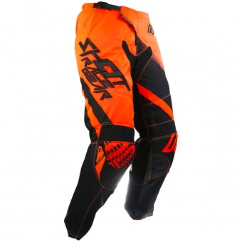 Motocross Trousers SHOT Contact Claw Neon Orange Pant