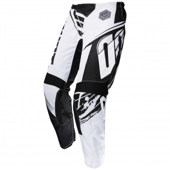 Motocross Trousers SHOT Devo Fast Black Pant Kid