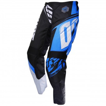 Motocross Trousers SHOT Devo Fast Blue Pant Kid