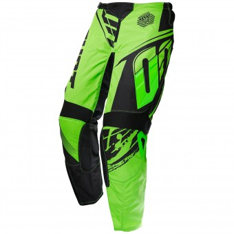 Motocross Trousers SHOT Devo Fast Green Pant Kid