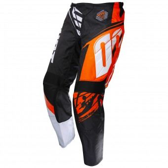Motocross Trousers SHOT Devo Fast Orange Pant Kid
