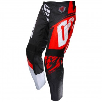 Motocross Trousers SHOT Devo Fast Red Pant Kid