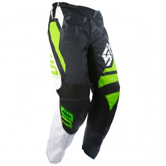 Motocross Trousers SHOT Devo Squad Green Pant
