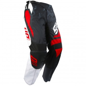 Motocross Trousers SHOT Devo Squad Red Pant