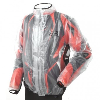 Motocross Jackets FOX MX Fluid Clear