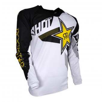 Motocross Jerseys SHOT Contact Rockstar Replica Limited Edition