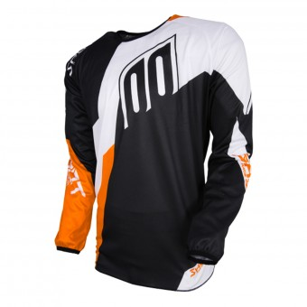 Motocross Jerseys SHOT Devo Alert Black Orange