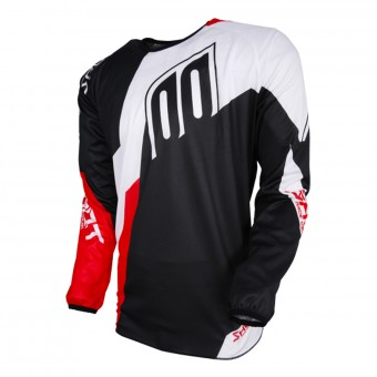 Motocross Jerseys SHOT Devo Alert Red