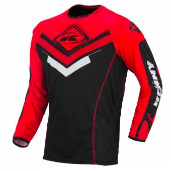 Motocross Jerseys Kenny Titanium Black Red Jersey