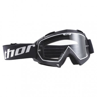 Motocross Goggles Thor Enemy Black
