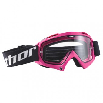 Motocross Goggles Thor Enemy Pink