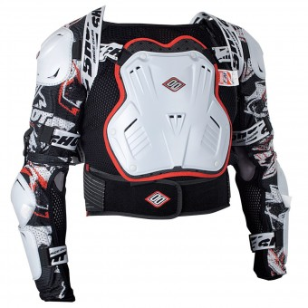 Chest Protectors SHOT Protector White