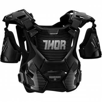 Chest Protectors Thor Guardian Black Silver