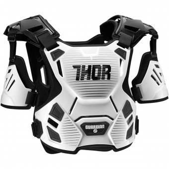 Chest Protectors Thor Guardian White Black