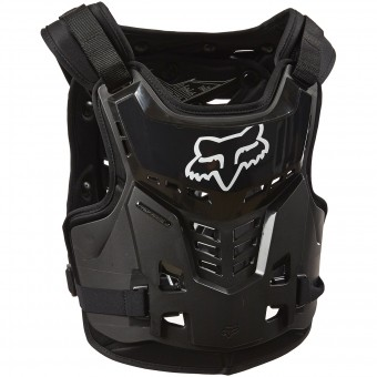 Chest Protectors FOX Proframe LC Roost Deflector Black