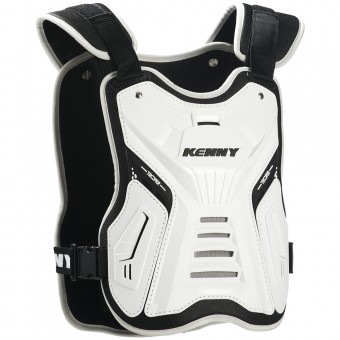 Chest Protectors Kenny Roost White