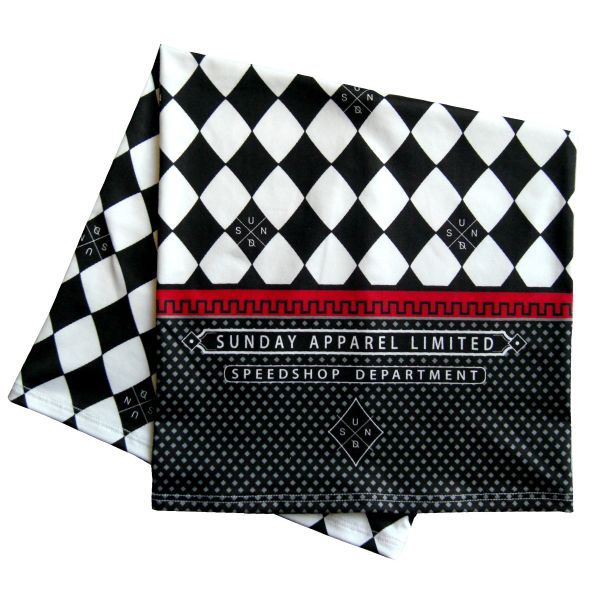 Bandanas and Neck Warmers Sunday SpeedShop Losange