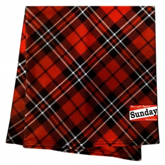 Bandanas and Neck Warmers Sunday SpeedShop Tartan