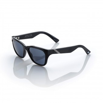 Motorcycle Glasses 100% Atsuta Black