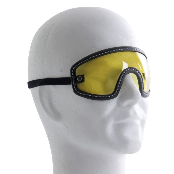 Motorcycle Glasses HARISSON Inner Goggle Black