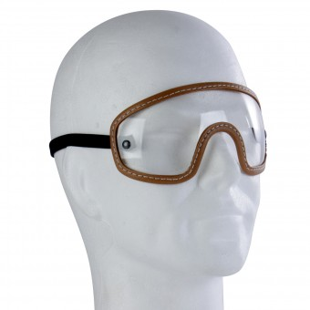 Motorcycle Glasses HARISSON Inner Goggle Brown