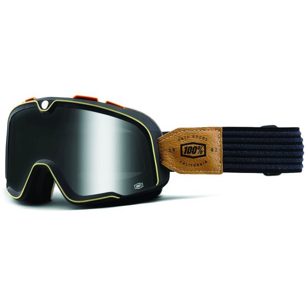 Motorcycle Goggles 100% Barstow Hudson