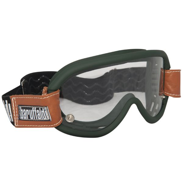Motorcycle Goggles Baruffaldi Speed 4 Forest Green