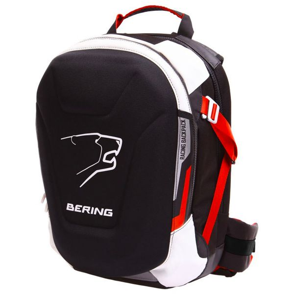 Motorcycle Backpacks Bering K-One Black 29L
