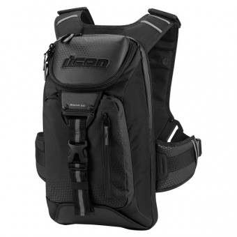 Motorcycle Backpacks ICON Squad 3 Black