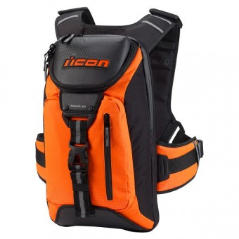 Motorcycle Backpacks ICON Squad 3 Mil-Spec Orange